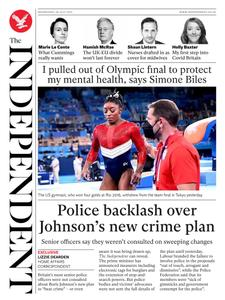 The Independent - 28 July 2021