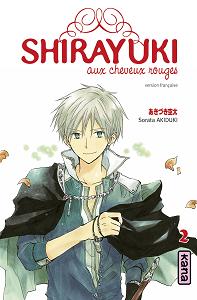 Shirayuki Aux Cheveux Rouges - Tome 2