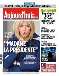 Aujourd'hui en France du Jeudi 31 Janvier 2019