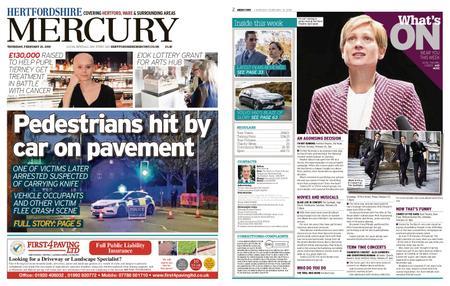 Hertfordshire Mercury – February 21, 2019