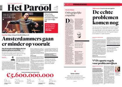 Het Parool – 19 september 2018