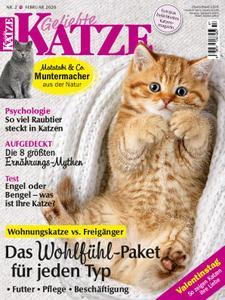 Geliebte Katze – Januar 2020
