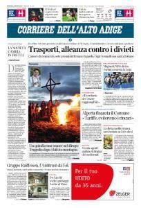 Corriere dell'Alto Adige - 12 Giugno 2018
