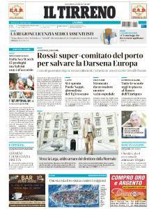 Il Tirreno Livorno - 10 Gennaio 2019