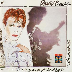 David Bowie - Scary Monsters (And Super Creeps) (1980) {1984, Germany 1st Press} Repost