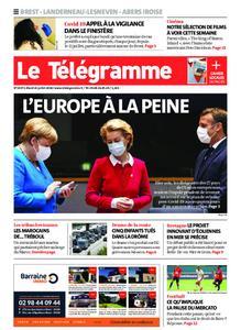 Le Télégramme Brest Abers Iroise – 21 juillet 2020