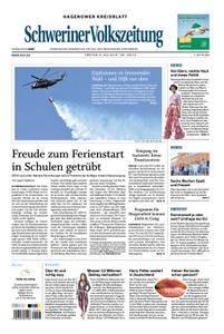 Schweriner Volkszeitung Hagenower Kreisblatt - 06. Juli 2018
