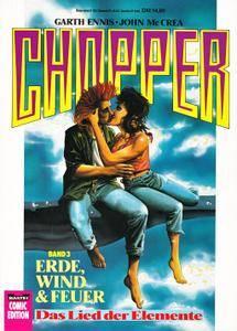 Bastei1 Comic Edition 72529  Chopper 3  Erde Wind  Feuer cbr