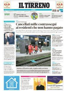 Il Tirreno Livorno - 26 Novembre 2018