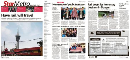 The Star Malaysia - Metro South & East – 02 August 2019