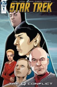 Star Trek-The Q Conflict 001 2019 digital The Seeker