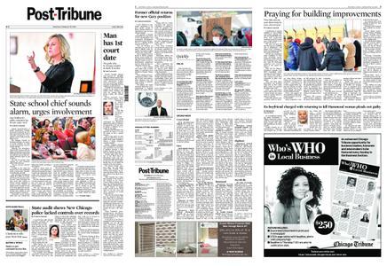 Post-Tribune – February 29, 2020