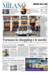 Corriere della Sera Milano – 28 novembre 2020