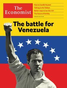 The Economist Latin America – 02 February 2019