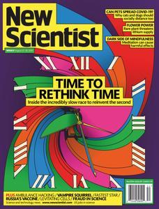 New Scientist - August 22, 2020