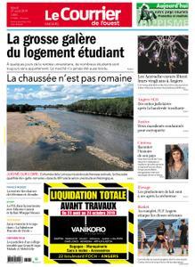 Le Courrier de l'Ouest Angers – 27 août 2019