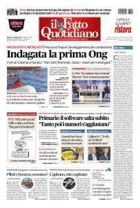 Il Fatto Quotidiano - 4 Maggio 2017