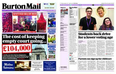 Burton Mail – November 02, 2017