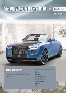 Weekly World Car Info – 29 May 2021