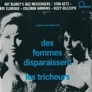 Art Blakey - Des Femmes Disparaissent / Les Tricheurs (1988)