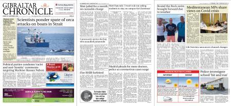 Gibraltar Chronicle – 25 September 2020