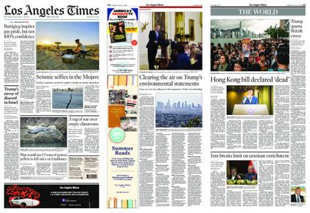 Los Angeles Times – July 09, 2019
