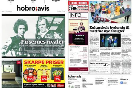 Hobro Avis – 17. september 2019