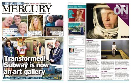 Hertfordshire Mercury – July 23, 2020
