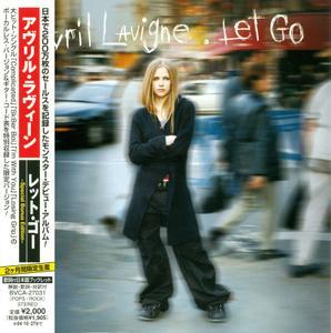 Avril Lavigne - Let Go (2002) [Special Edition, Japan]