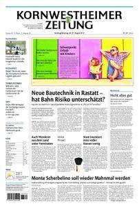 Kornwestheimer Zeitung - 26. August 2017