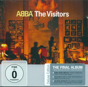 ABBA - The Visitors (1981) {2012 Remastered, CD+DVD, Deluxe Edition, Polar, 3706261}