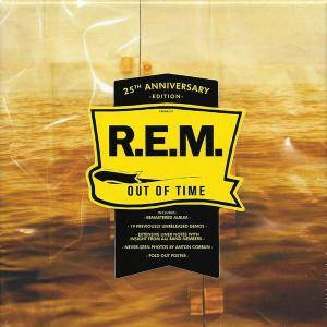R.E.M. - Out Of Time (1991) 2CD, 25th Anniversary Edition 2016