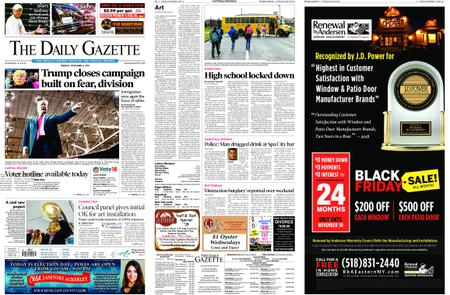 The Daily Gazette – November 06, 2018