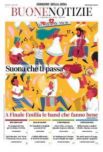 Corriere della Sera Buone Notizie – 30 aprile 2019