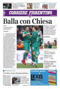 Corriere Fiorentino La Toscana - 5 Febbraio 2018