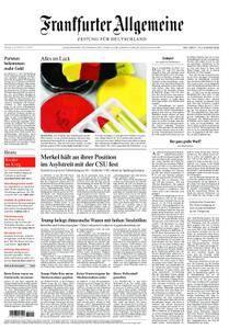 Frankfurter Allgemeine Zeitung F.A.Z. - 16. Juni 2018