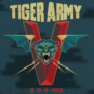 Tiger Army - V•••– (2016)