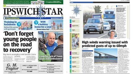 Ipswich Star – March 09, 2021