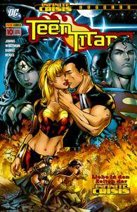 Teen Titans SB 10 - Infinite Crisis Panini Dez 2006