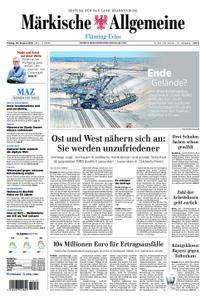 Märkische Allgemeine Fläming Echo - 30. August 2019