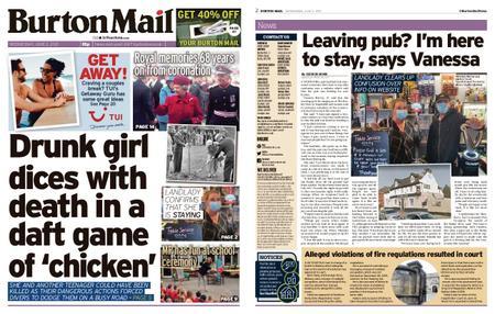 Burton Mail – June 02, 2021