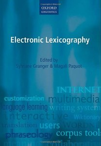 Electronic Lexicography (repost)