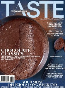 Taste South Africa - March 2016