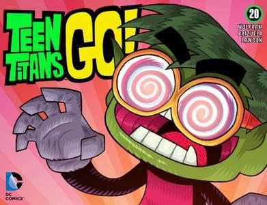 Teen Titans Go 020 2015 digital