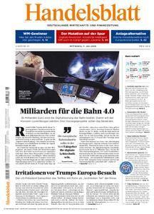 Handelsblatt - 11. Juli 2018