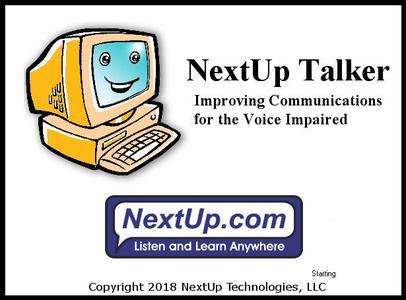 NextUp Talker 1.0.48
