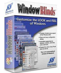 Stardock WindowBlinds 10.82