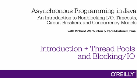 Asynchronous Programming in Java