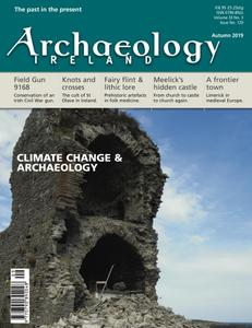 Archaeology Ireland - Autumn 2019