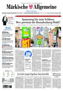 Märkische Allgemeine Dosse Kurier - 31. August 2019